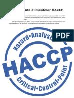 Siguranta alimentelor HACCP