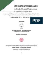 qip brochure 2010 mtech