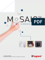 Brochure Mosaic 2020