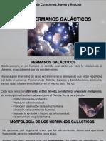 6.- Razas de los Hermanos Galacticos