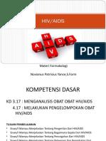 farmakologi hiv