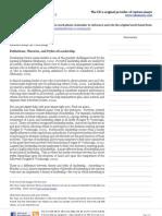 performance appraisal teamwork performance appraisal evaluation nursing essays leadership in nursing
