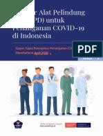 Standar APD revisi 3