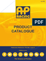 AP Racing Catalogue 2020
