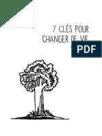 7 Clés Pour Changer de Vie WEB