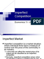 Ch07 - Imperfect Competition