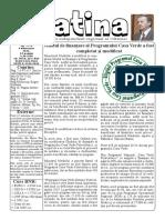 Datina - 09.02.2021 - prima pagină