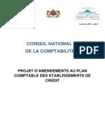 Projet d'Amendements Au PCEC Fusionné