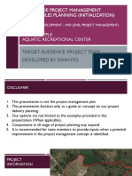 Assessment 1a - Preliminary Project Planning - Team 8