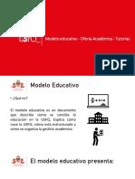 Capacitación Modelo Educativo