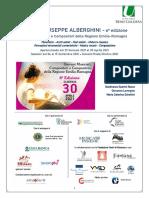 Bando Vi Ed Premio Giuseppe Alberghini