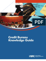 Credit Bureau Knowledge Guide