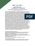 The LBSZone Alert Newsletter - Oct 10, 2007