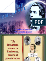 0 1 Mihai Eminescu