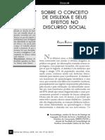 Doc de Apoio 4_Sobre o Conceito de Dislexia e Seus Efeitos No Discurso Social