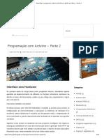 Aprenda a programar arduino de forma rápida e prática - Parte 2