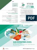 Calendario Rifiuti 2020 Brusegana Guizza Bassanello Web - Copia