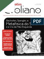 """Julios Evola - Bachofen, Spengler, A """"Metafísica Do Sexo"""" e a """"via Da Mão Esquerda"""""""