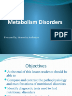 Metabolism-Upper Gastrointestinal System