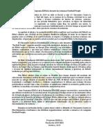 Comunicado EDUGoL
