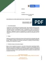 CIRCULAR CONVOCATORIA I APOYOS DE SOSTENIMIENTO 2021 CAB