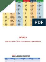 verbos irregulares V.2
