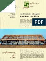 Costruzioni In Legno Lamellare