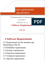 3 Lecture SRS- Software Requirements