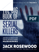 The Big Book of Serial Killers - Jack Rosewood