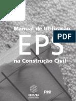 PINI - Manual de Utilização - EPS Na Construção Civil