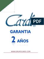 Garantia Cardi Word