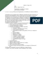 Elaboration du projet de programmation et installation de chantier de bâtiment (1)