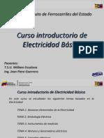 Curso Electricidad  Básica