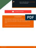 Como mudar_ filtro de ar - Audi A4 B8 _ Guia de substituição