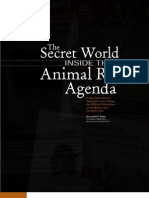 Secret World Inside the Animal Rights Agenda