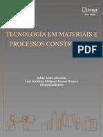 Tecnologia Em Materiais e Processos Construtivos