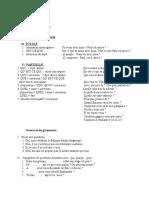 Francuski jezik I - 8.02.2021.
