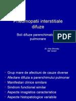 Pneumopatii interstitiale difuze prima parte