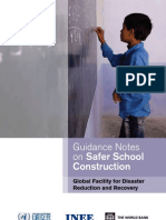 Guidance Notes on Safer School Construction