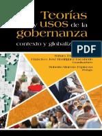 Teorías y usos de la gobernanza. Contexto y globalización