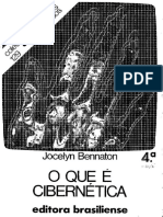 Bennaton - 1986 - O Que é Cibernética2