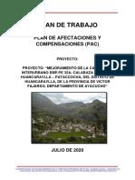 22072020 Plan de trabajo PAC - Huancaraylla