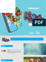 Programa Carnaval Virtual