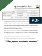 Guia _ LOCOMOCIÓN EN LOS SERES VIVOS _Grado 8