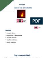 Unidad 5. Introducción a la Termodinámica
