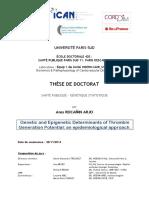 VA ROCANIN-ARJO ARES Synthese en Francais Annexes 20112014(1)