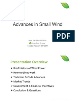Small Wind Presentation- UGE