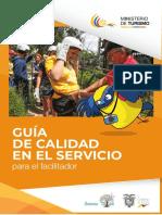 GUIADECALIDADENELSERVICIOTURISTICO