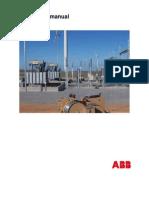 ABB Transformer Installation manual