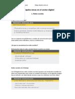 Modulo.2 principales áreas en el sector digital